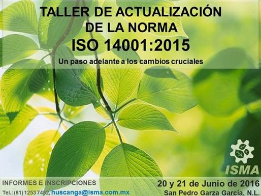 actualizacion-iso-14001
