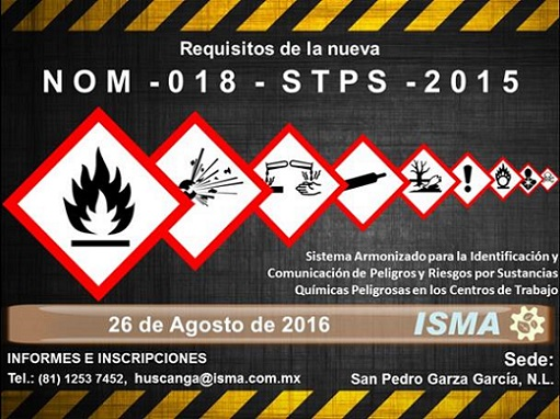NOM-018-SPTS-2015-ISMA