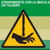 Descargas en PDF: Accidentes de Trabajo Investigados – Atrapamiento con la broca de un taladro